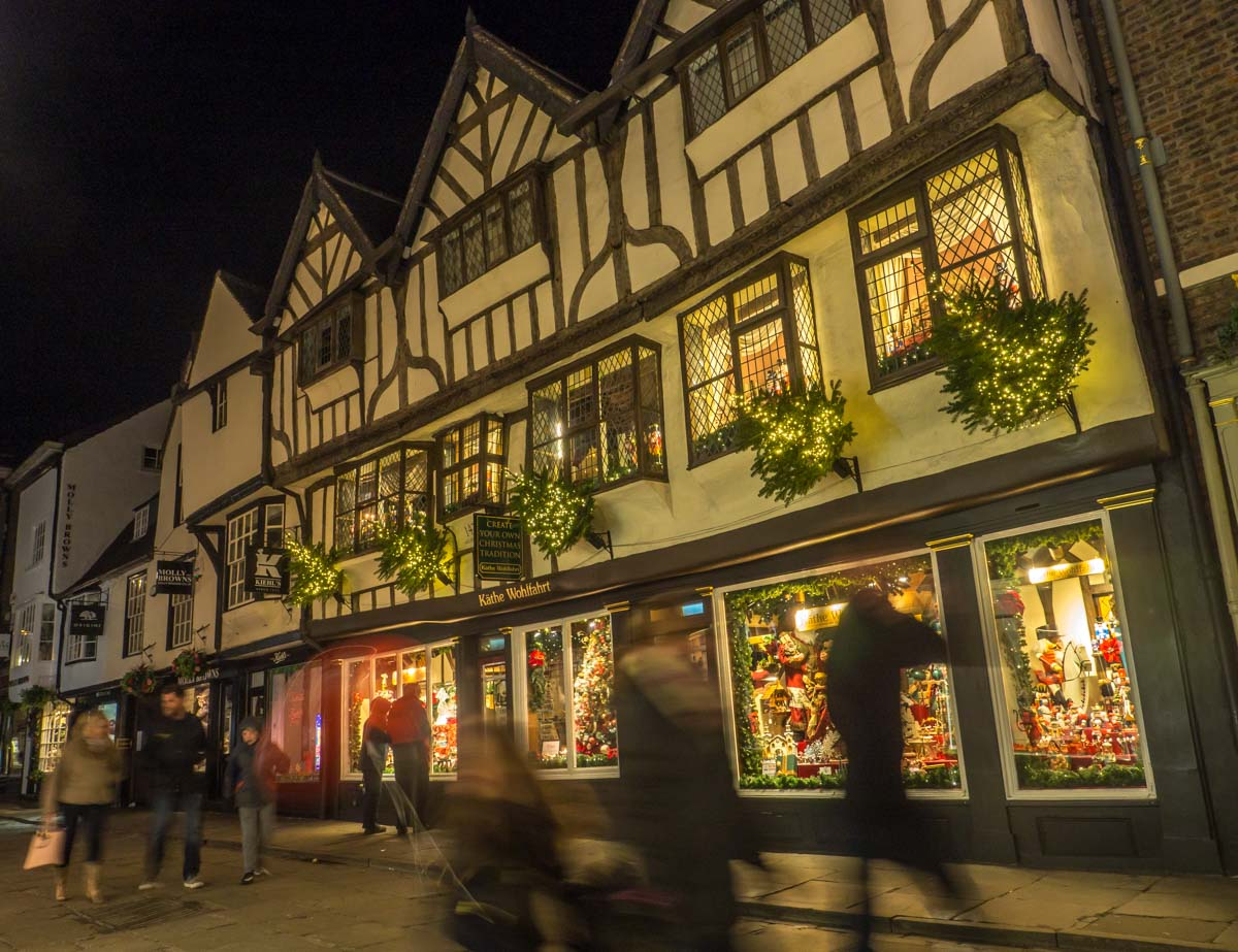 night-photography-York-14 A Christmas Evening Walk Around York