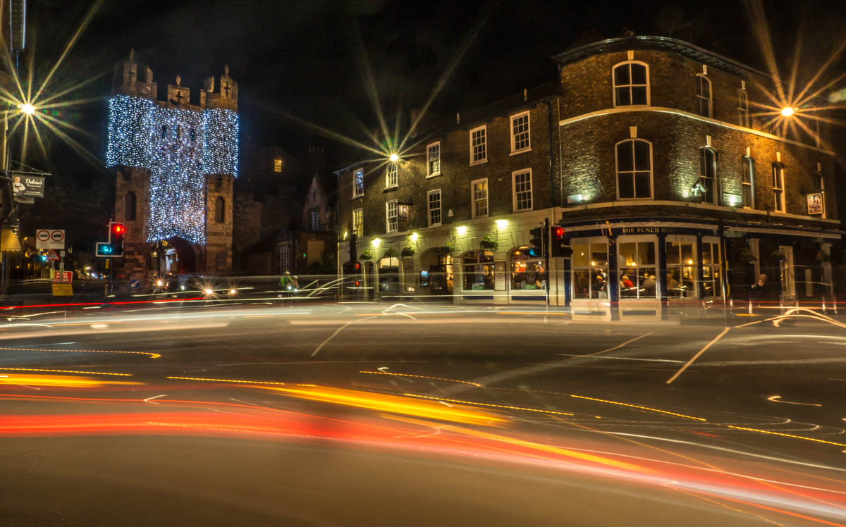 night-photography-York-4 A Christmas Evening Walk Around York