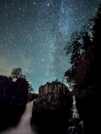 night-sky-high-force-2-1 Stargazing and Photos at Low and High Force, Durham
