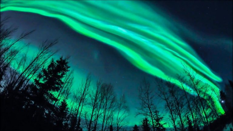 Alaska in the Winter – Amazing Scenery