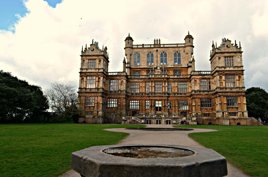 Nottingham Industrial Museum at Wollaton Hall Deer Park and Gardens
