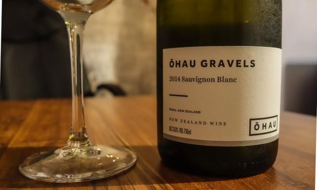 Wine O'Clock: Ohau Gravels Sauvignon Blanc