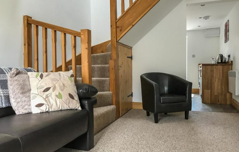A Stay at Combe Leigh Lodge, Orton, Cumbria