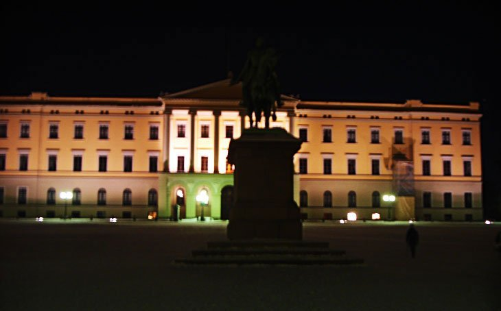 palace Visit Norway - Oslo