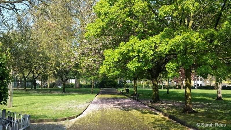 park-2 London's Vauxhall Park – a hidden gem