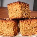 Spicy Ginger Parkin