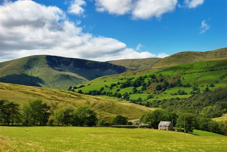 Beautiful Britain – Pastures Green