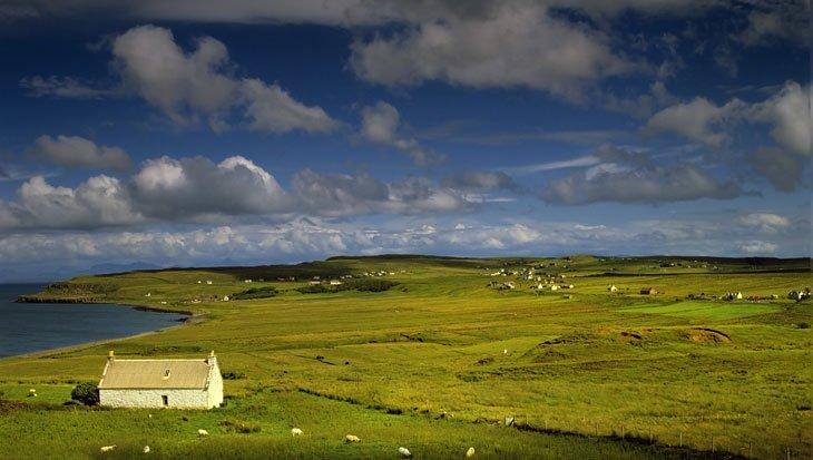 Beautiful Britain - Pastures Green 1