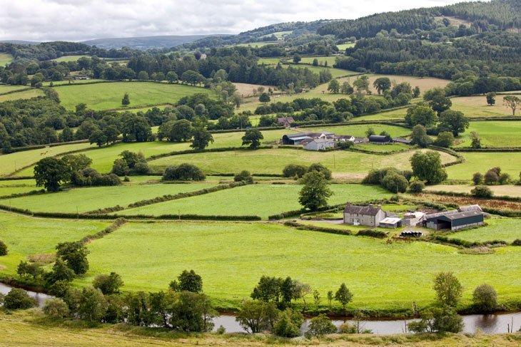 Beautiful Britain - Pastures Green 2
