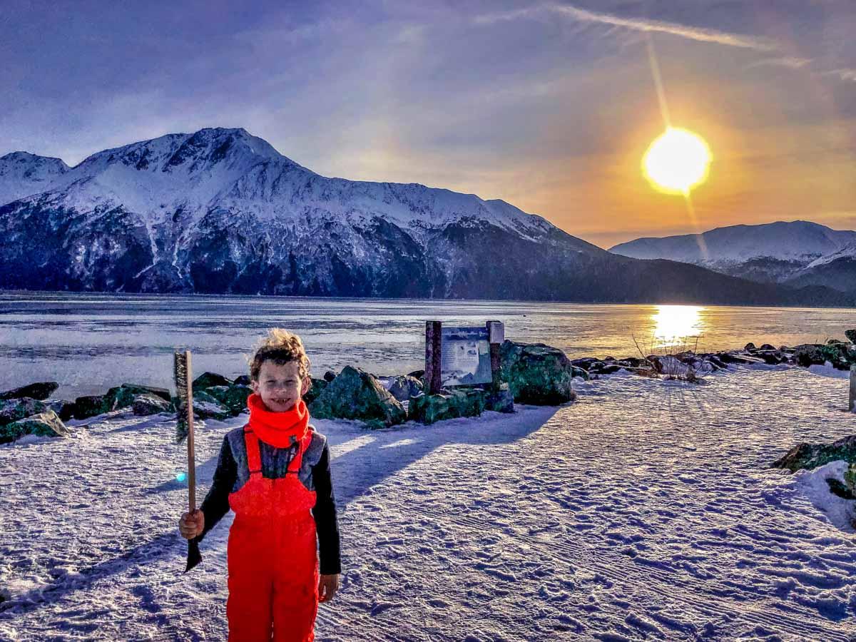 photo-1-1 Alaska in the Winter - Amazing Scenery