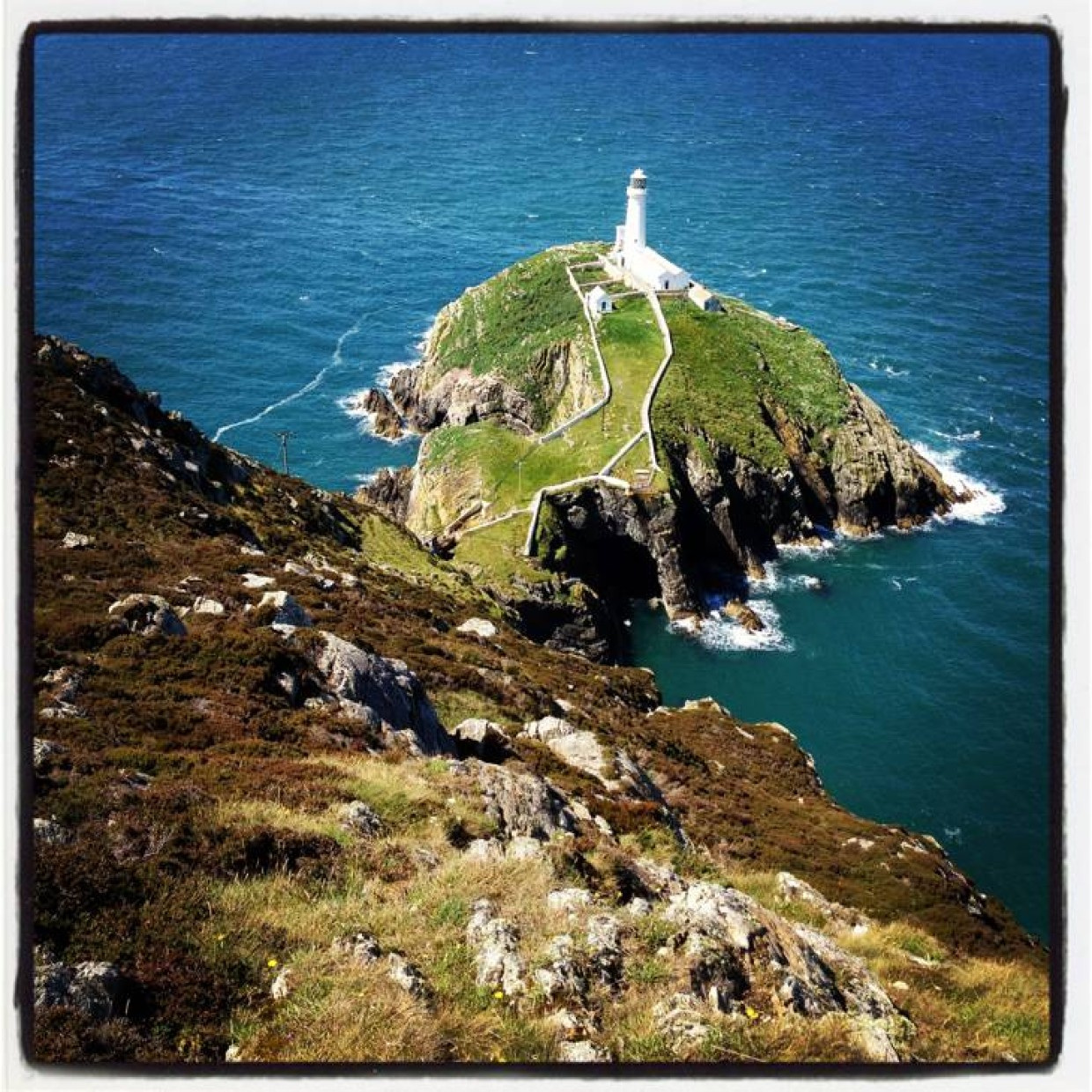 Your Britain: South Stack, Holyhead by Phil Edwards