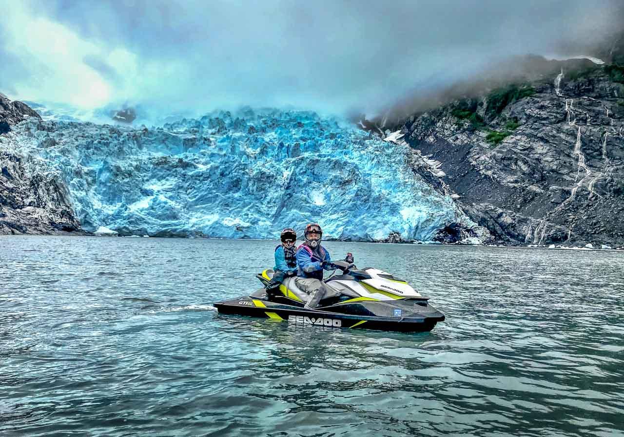 photo-13-1 Glacier Hunting in Wild Alaska, on a Jet Ski!