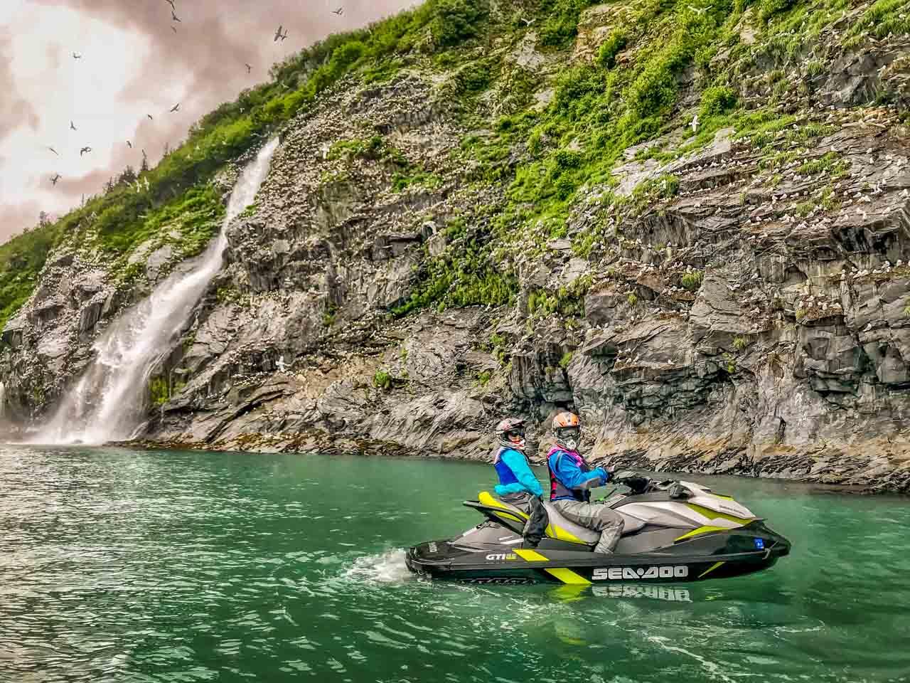 photo-14-2 Glacier Hunting in Wild Alaska, on a Jet Ski!