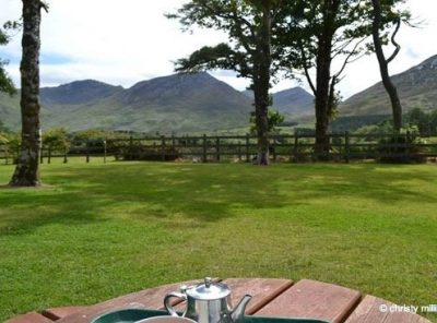 Ireland – The Victorian Walled Gardens of Kylemore Abbey
