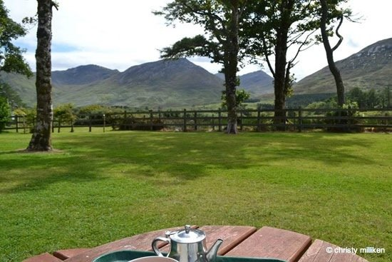 Ireland – The Victorian Walled Gardens of Kylemore Abbey 1