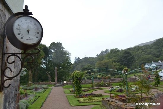 photo-18 Ireland – The Victorian Walled Gardens of Kylemore Abbey