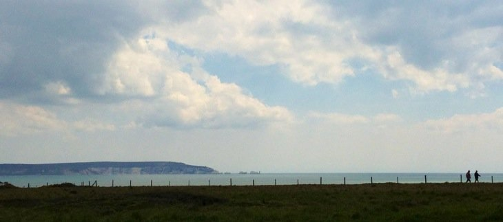Your Britain: The Needles and Isle of Wight by Nicole Condit
