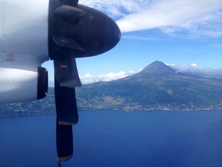 photo11 The Azores   Pico A Young Island Rising High