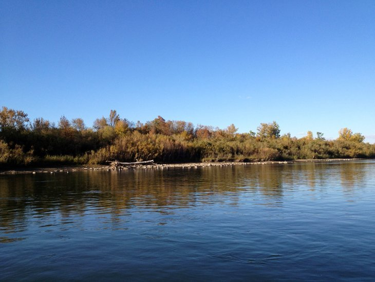 photo191 Canada – Paddling Down To Saskatoon