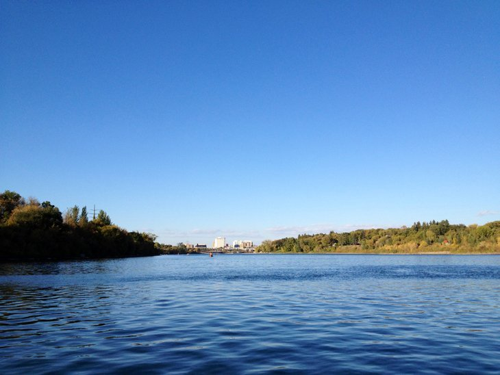 photo20 Canada – Paddling Down To Saskatoon