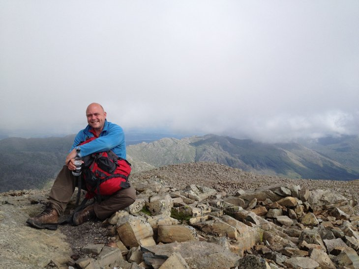 The Beauty of Wandering Off Track - Scafell Pike