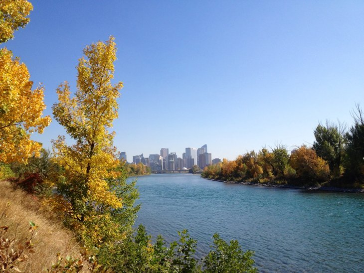photo211 Canada – Cycling The Colours Of Calgary