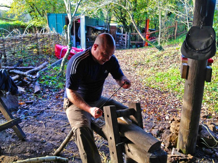 Bridgend: Glamping And Crafting At Cwm Tawel 8