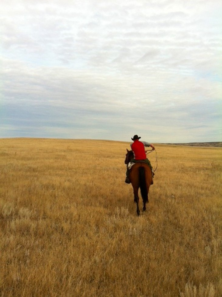photo28 Canada – Riding Away From It All Over The Saskatchewan Prairie
