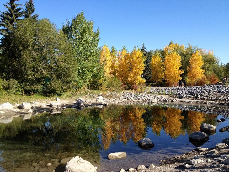 Canada – Cycling The Colours Of Calgary