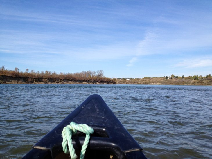 photo52 Canada – Paddling Down To Saskatoon
