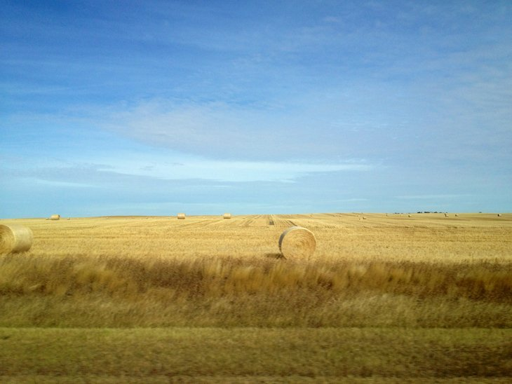 photo7 Canada – Riding Away From It All Over The Saskatchewan Prairie