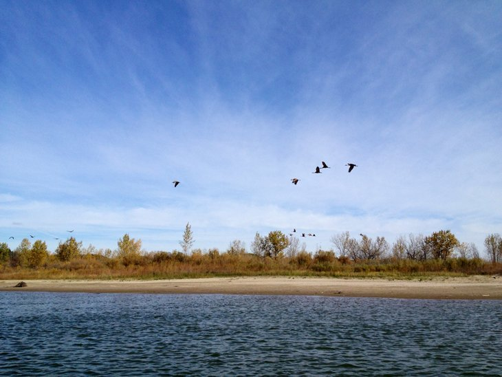photo71 Canada – Paddling Down To Saskatoon