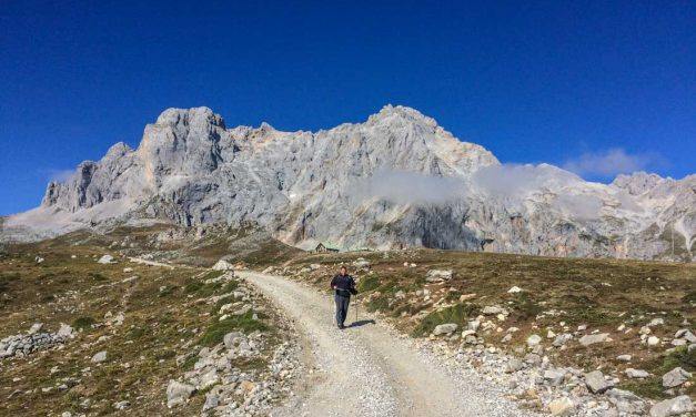 Hiking in the Picos de Europa