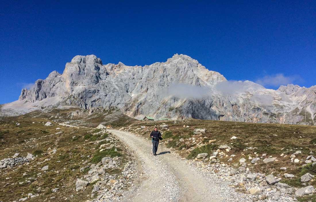 Hiking in the Picos de Europa 1