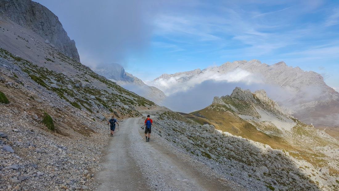 picos-main Hiking in the Picos de Europa