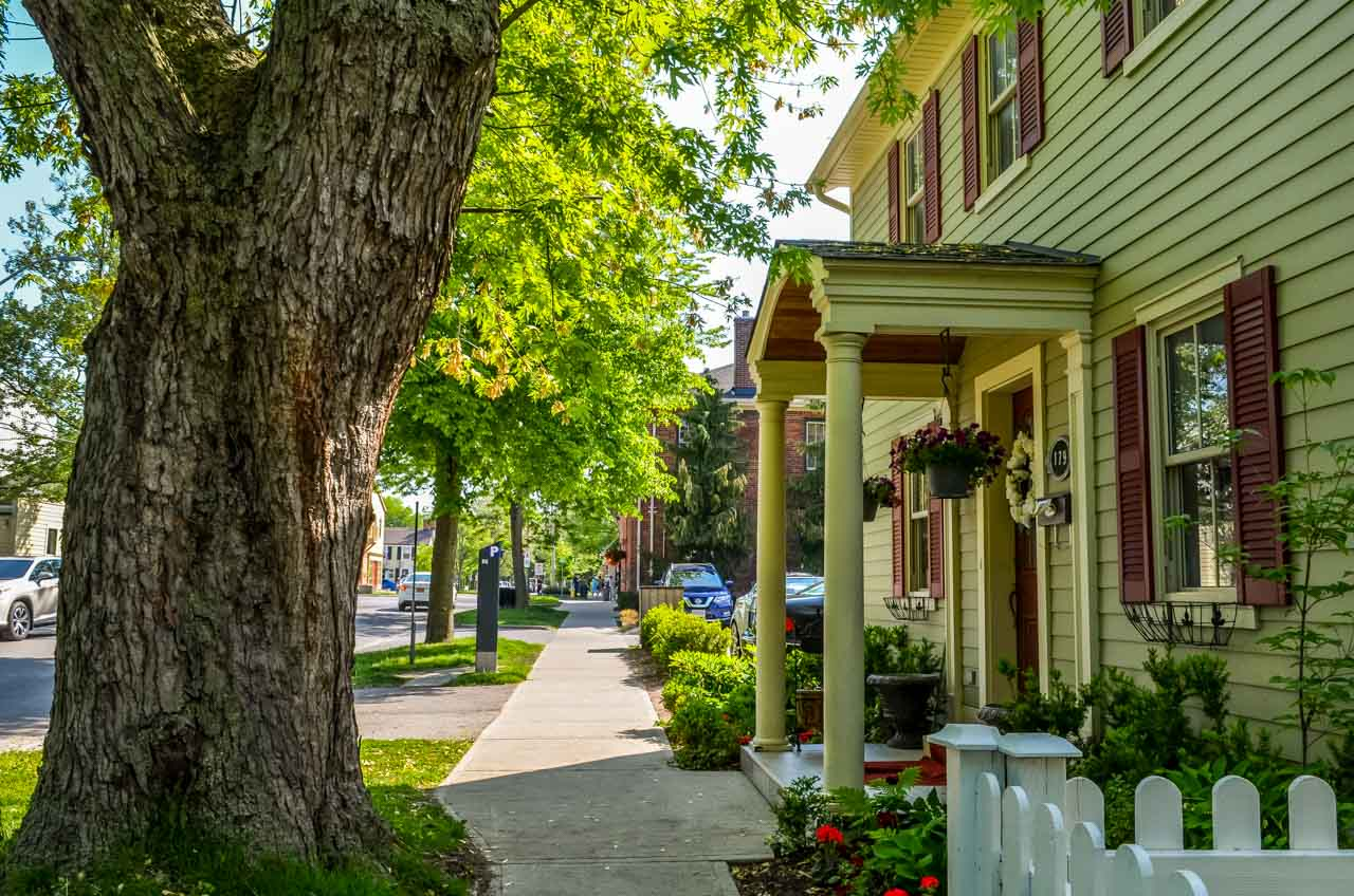 picture-perfect-home Niagara-On-The-Lake – Photos and More