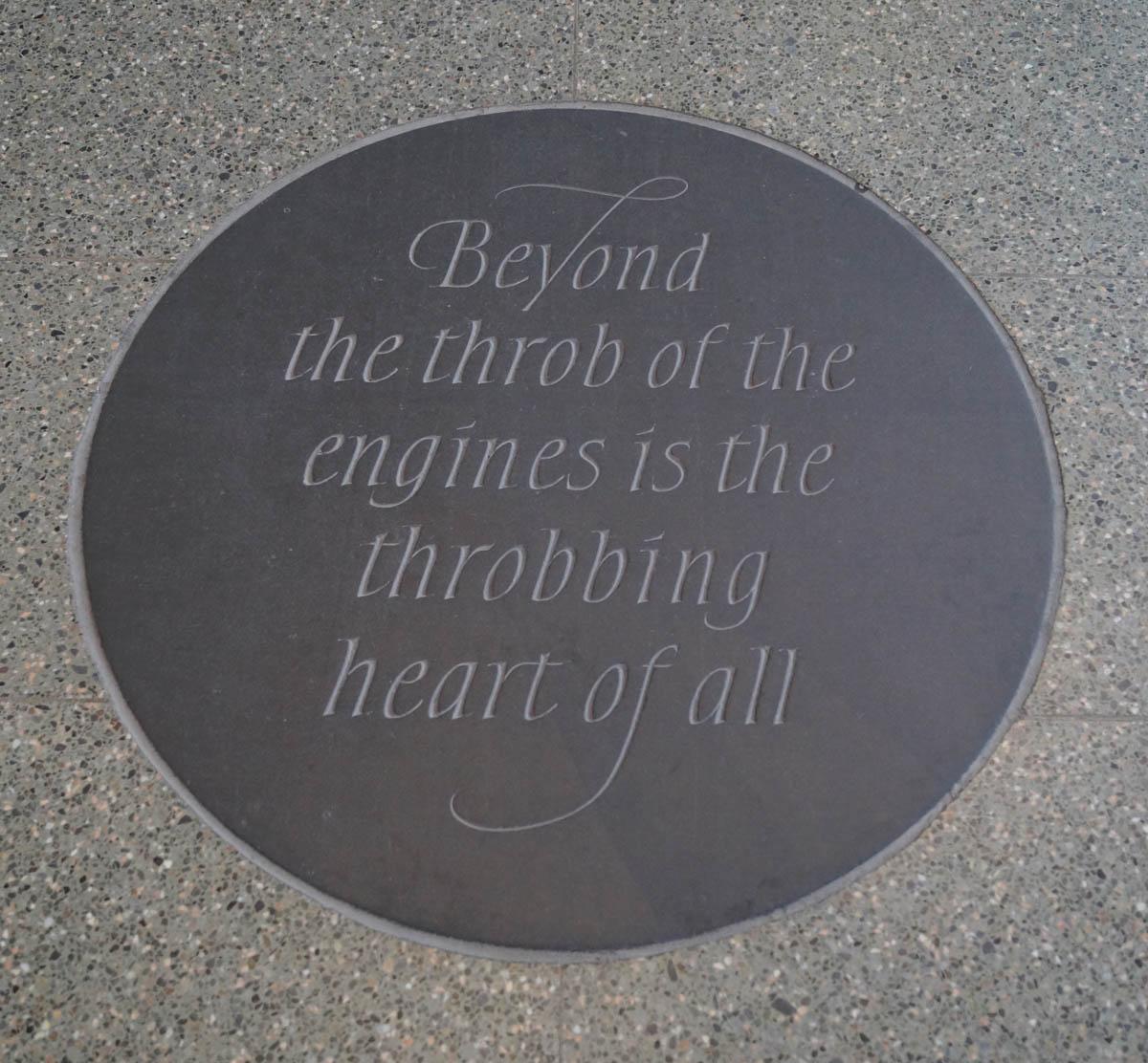 poem-1 St Pancras International - Gateway to European Adventure