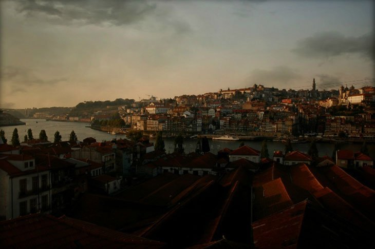 porto overviewfromgaia Portus Victorius   History At Sea