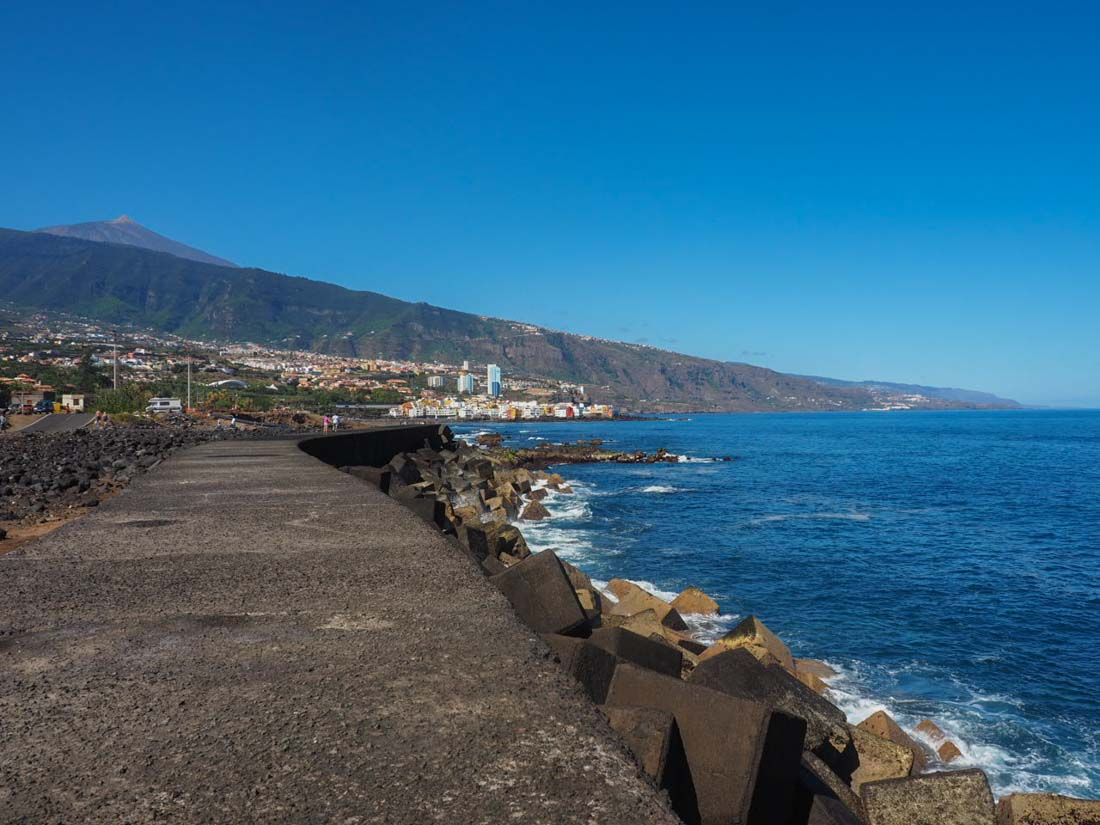 Tenerife - A Colourful Walk Around Puerto de la Cruz