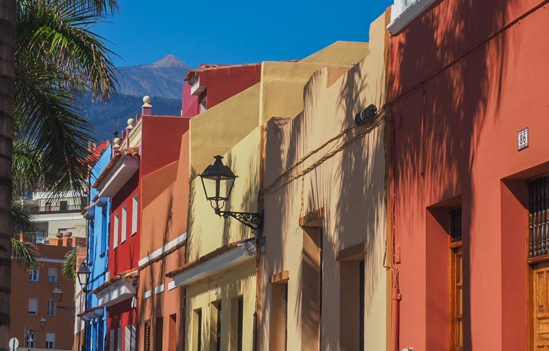 Tenerife - A Colourful Walk Around Puerto de la Cruz