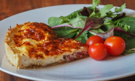 A Simple and Delicious Quiche Recipe