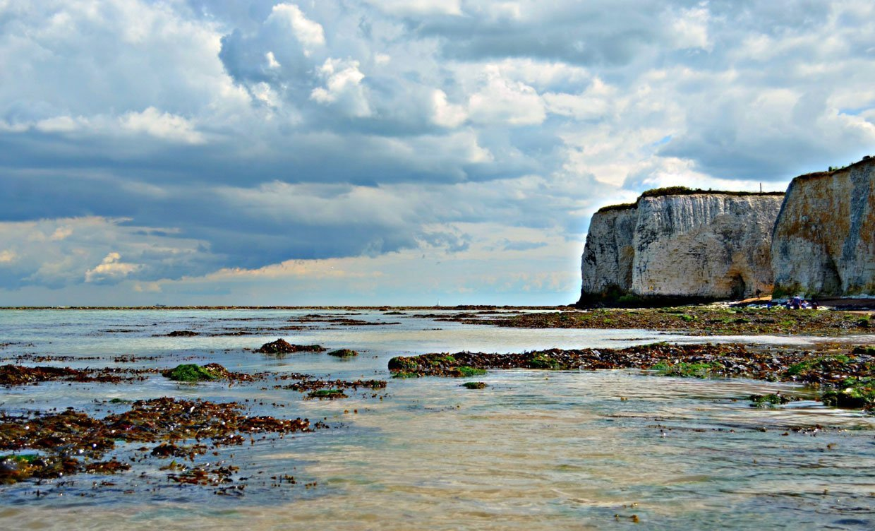 A Stroll around Botany Bay & Tales of Smugglers in Kent 1