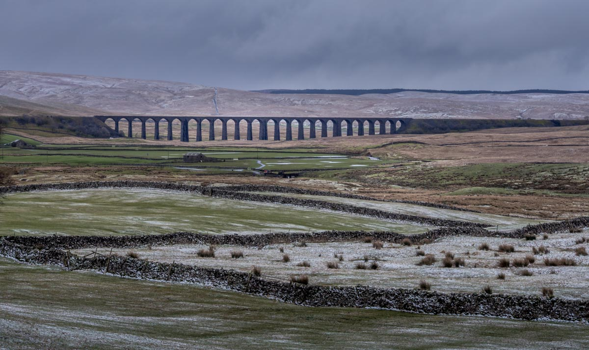 ribble-13 Ribblehead Viaduct And A Grand Yorkshire Walk