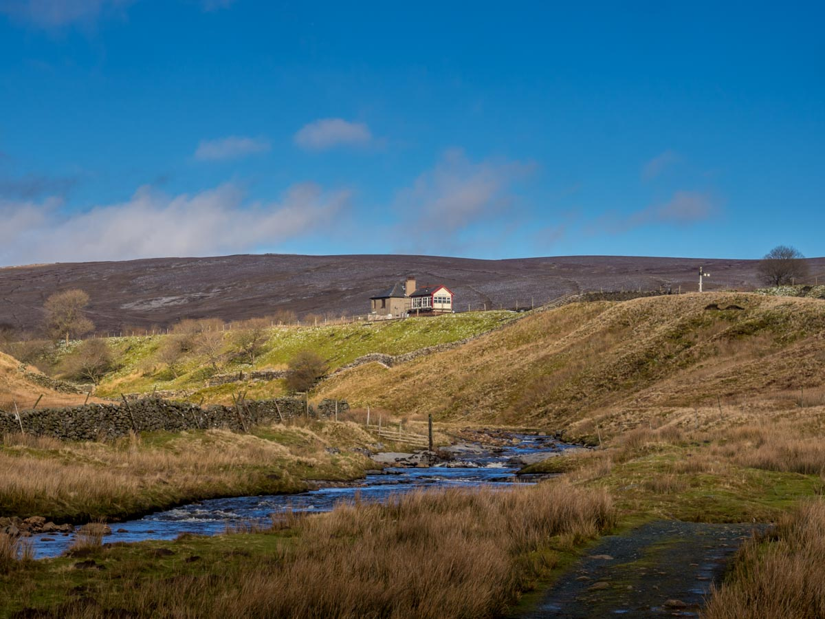 ribble-15 Ribblehead Viaduct And A Grand Yorkshire Walk