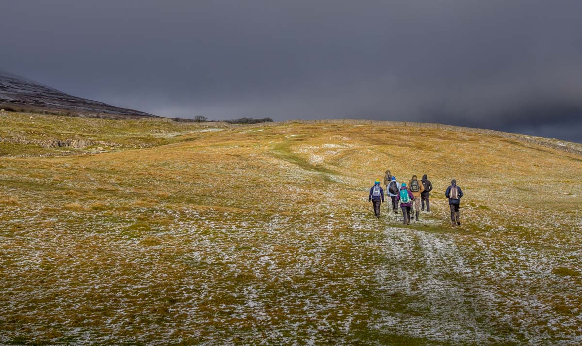 ribble-3 Ribblehead Viaduct And A Grand Yorkshire Walk