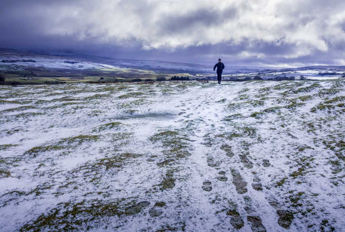 ribble-4 Ribblehead Viaduct And A Grand Yorkshire Walk