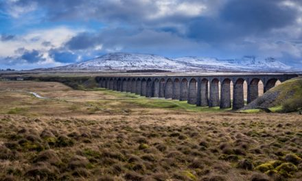 Ribblehead Viaduct And A Grand Yorkshire Walk