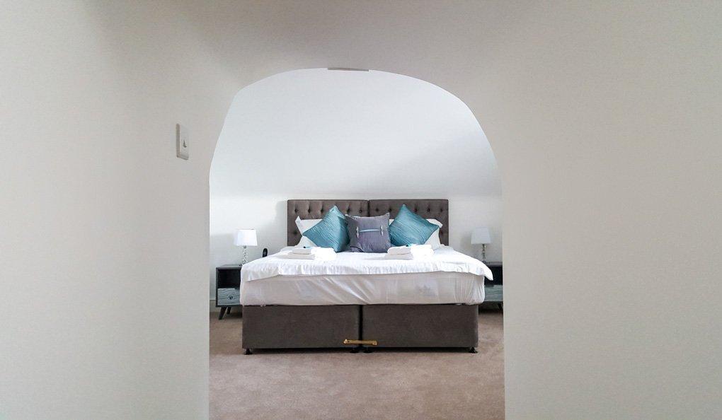 richmond-accommodation-2 Yorkshire Luxury - Frenchgate House Apartment, Richmond