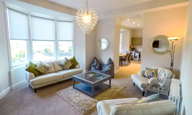 Yorkshire Luxury – Frenchgate House Apartment, Richmond