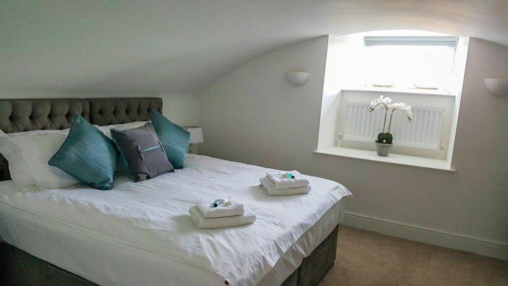 richmond-accommodation-9 Yorkshire Luxury - Frenchgate House Apartment, Richmond